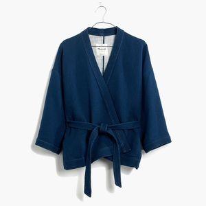 Madewell Kimono Swing Cardigan